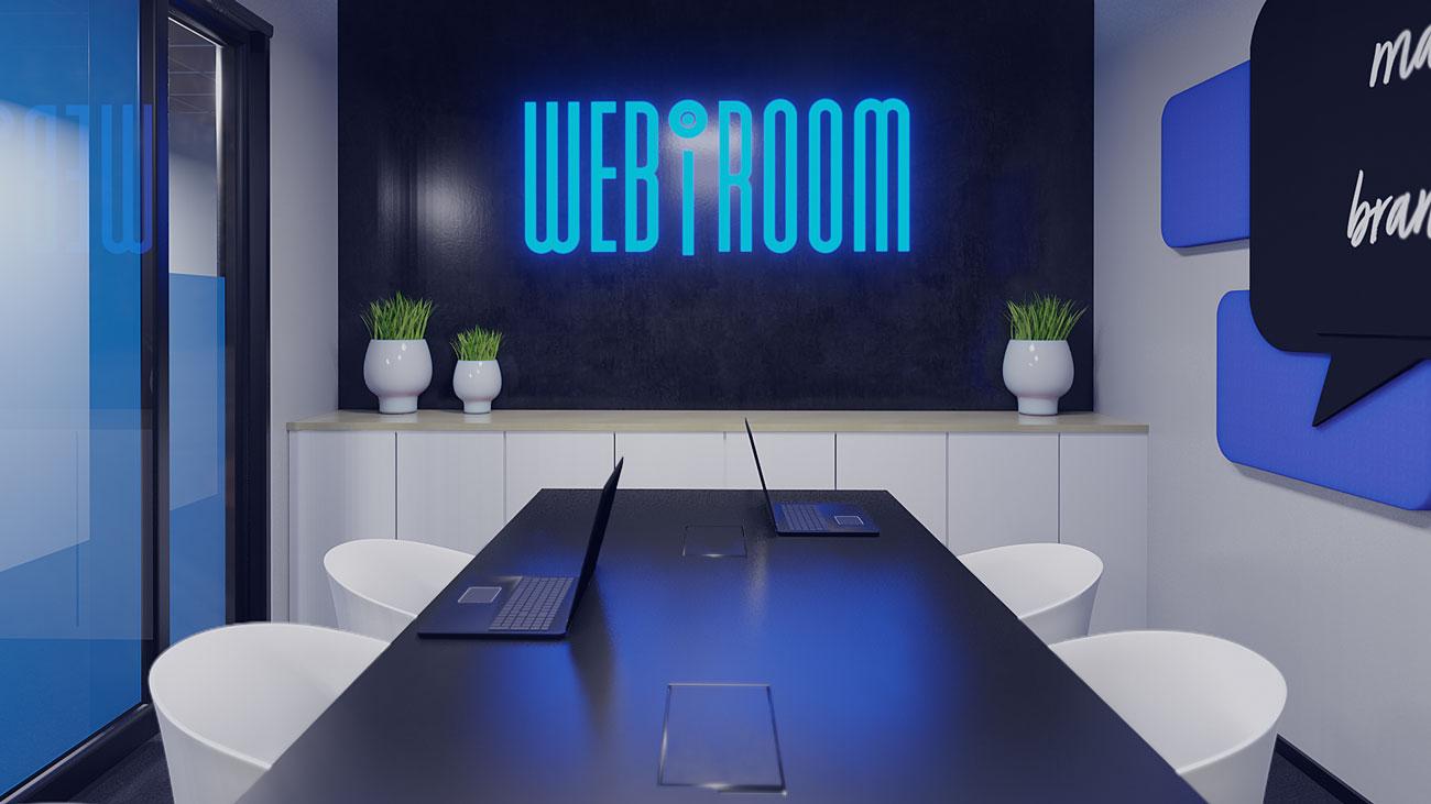 Webiroom - Esimerkkitoteutus